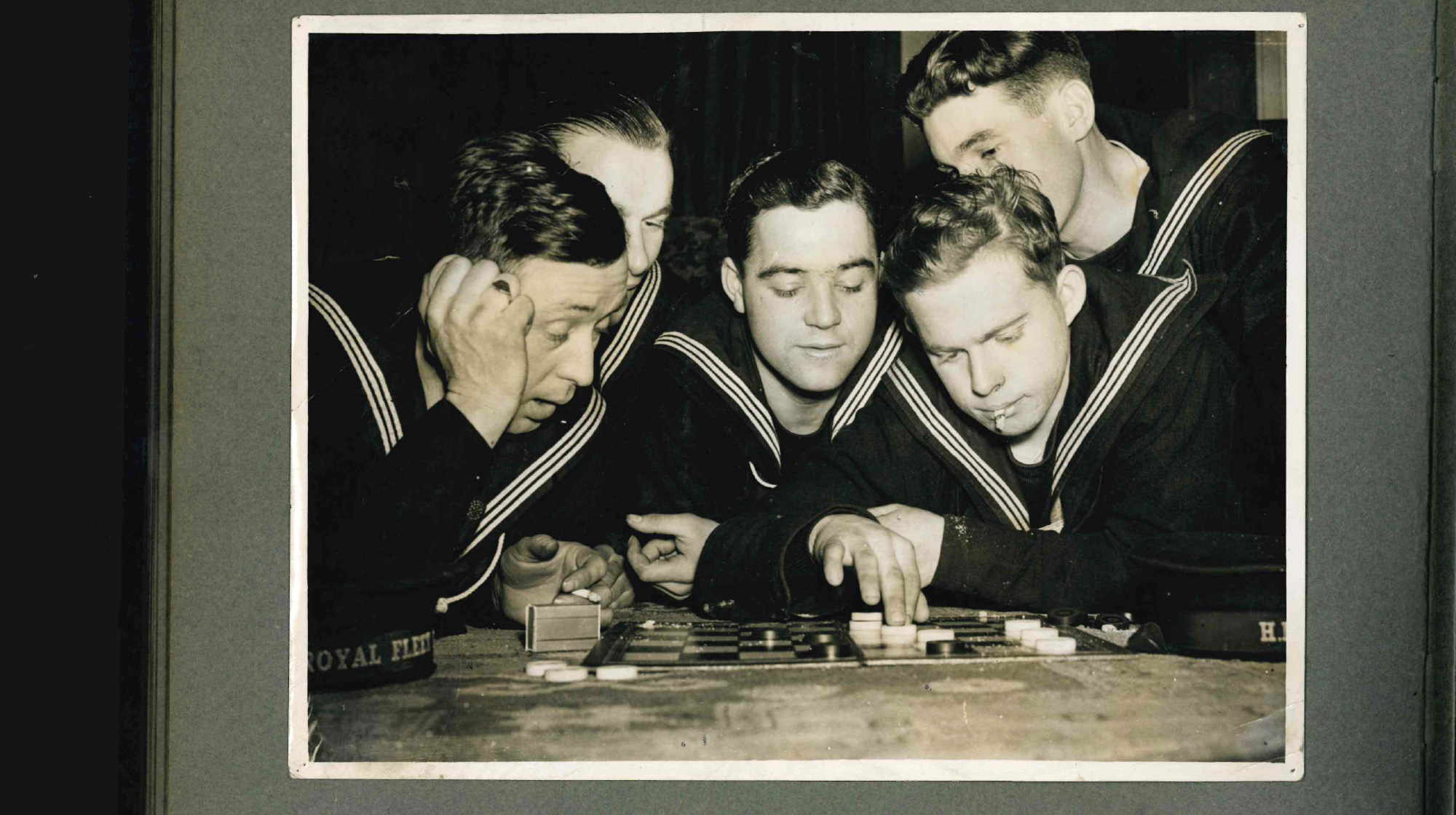 Sailors from WWII