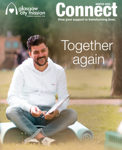 Winter Connect Magazine Front Cover