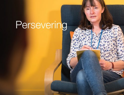 Persevering: Spring Connect