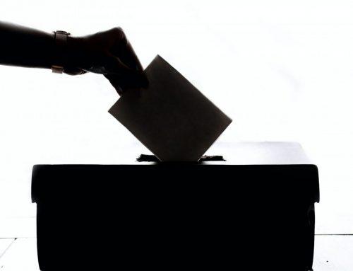 Glasgow City Mission International Guests Register to Vote