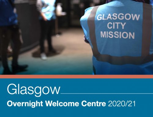 OVERNIGHT WELCOME CENTRE 2020/21