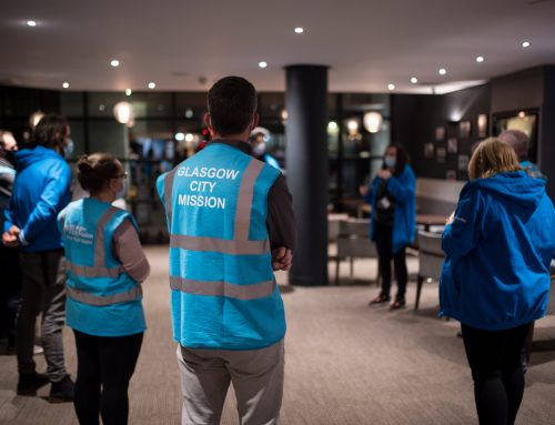 Overnight Welcome Centre: Team Lead